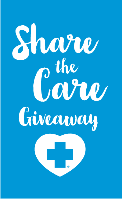 Share The Care Giveaway