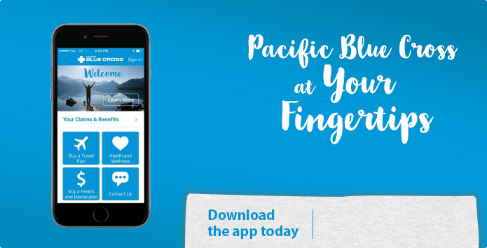 Pacific Blue Cross Mobile App