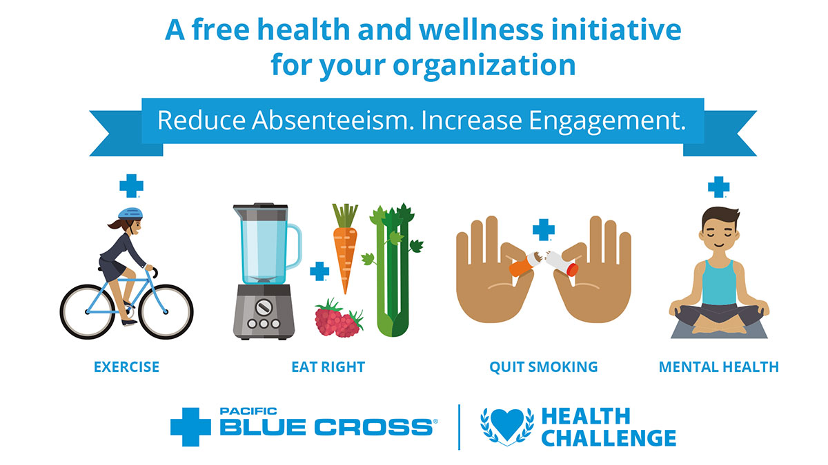 A free health and wellness initiative for your organization