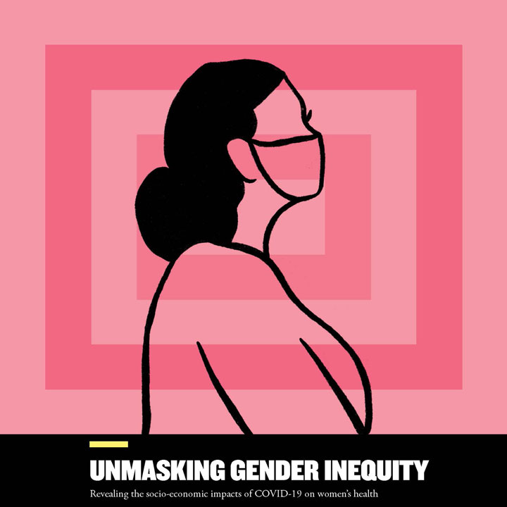Unmasking Gender Inequity